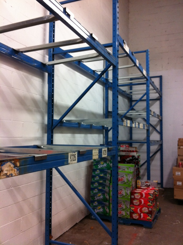 Foodland - St Mary's, ON (warehouse racking assembled)